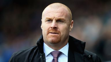 Dyche: Points are all that matter