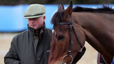 Tizzard looking forward to Gold Cup