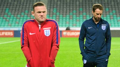 Southgate: Rooney England career not over