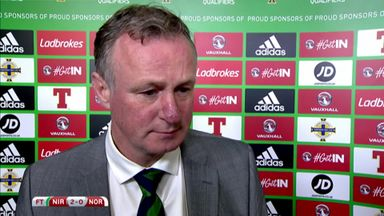 O'Neill delighted with performance