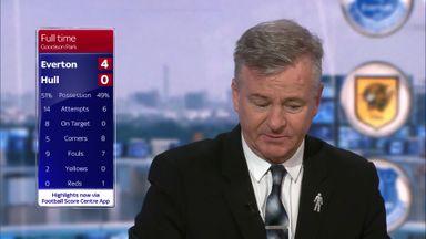 Everton 4-0 Hull - Nicholas