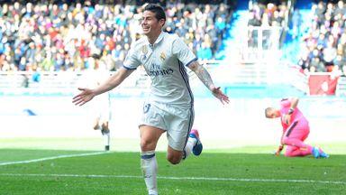 Eibar 1-4 Real Madrid