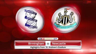 Birmingham 0-0 Newcastle