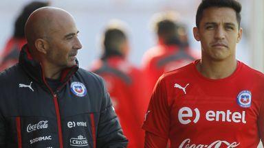 Sevilla coach lauds Sanchez