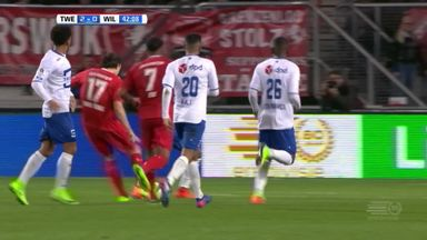 City's Unal scores for Twente
