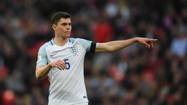 Michael Keane targets World Cup