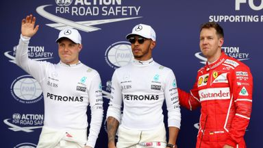 Brundle: Ferrari keeping Mercedes honest