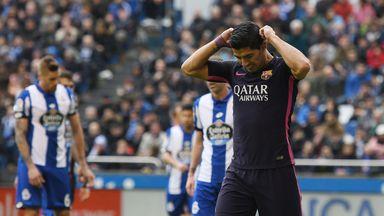 Deportivo 2-1 Barcelona