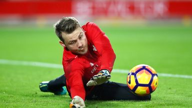 Mignolet welcomes competition