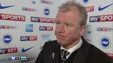 Brighton display impresses McClaren