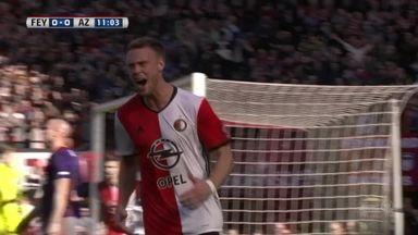 Feyenoord 5-2 AZ Alkmaar