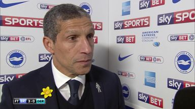 Hughton: We must keep winning