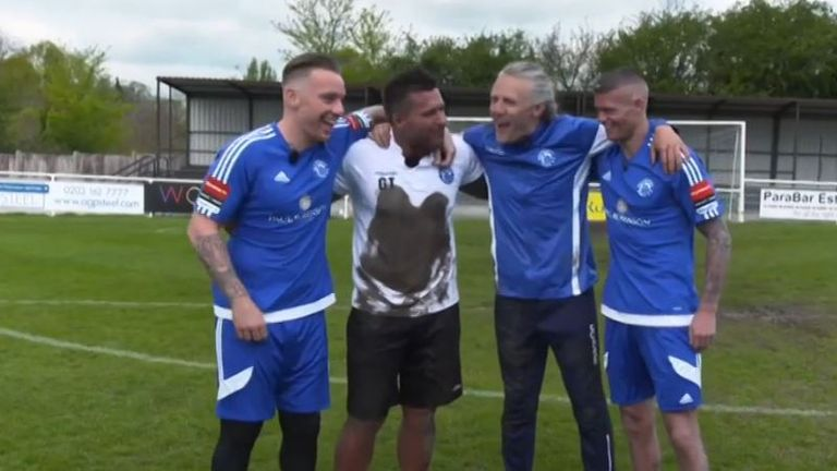 Jimmy Bullard went down to Billericay Town for this week's You Know The Drill