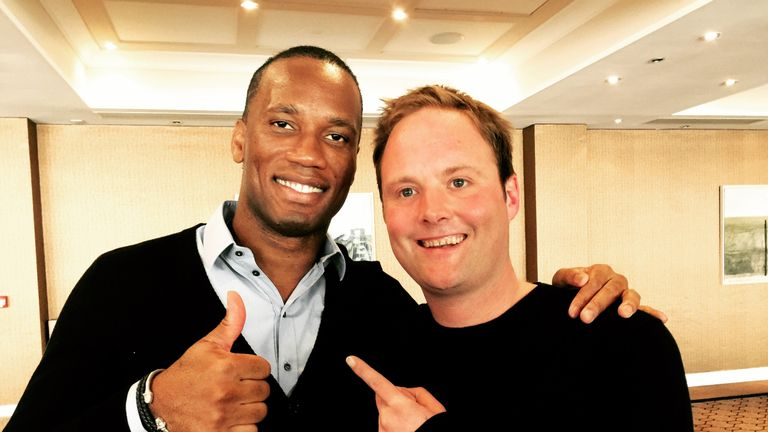 Tubes caught up with Chelsea legend Didier Drogba to discuss his move to Phoenix Rising as co-owner and player