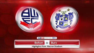 Bolton 0-0 Bury