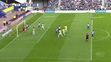Van Wolfswinkel hat-trick downs Heerenveen