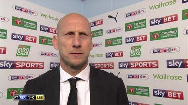 Stam praises Reading performance