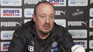 Benitez: One objective