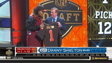 Shelton's draft memories