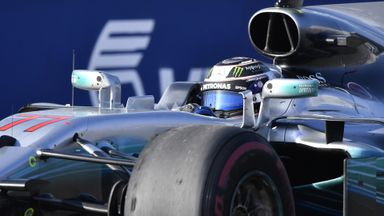 Bottas wins the Russian GP