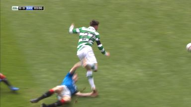 Halliday horror tackle