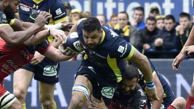 Clermont 29-9 Toulon
