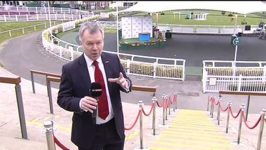 Behind the scenes at Aintree