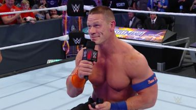 John Cena proposes to Nikki Bella