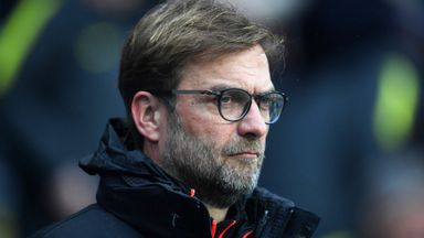 Klopp's dismay over Dortmund