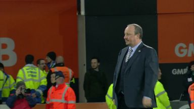 Benitez 'has been fantastic'