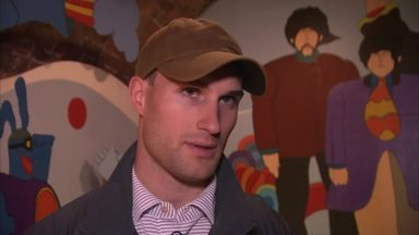 Cousins excited ahead of new season