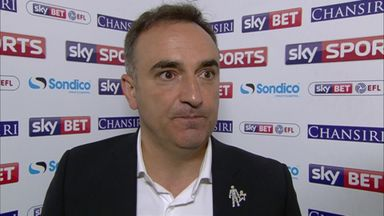 Carvalhal: A win more than three points
