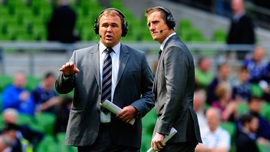 Quinnell & Greenwood Lions Reaction