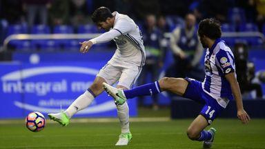 Deportivo v Real Madrid