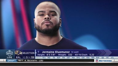 Eluemunor drafted by Baltimore