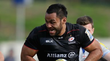 'Vunipola is a battering ram'