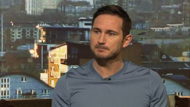 Lampard: Barca, Real and Inter wanted me