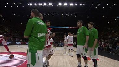 Olimpia Milano 68-91 Unics Kazan