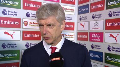 Wenger: Point no good for either team