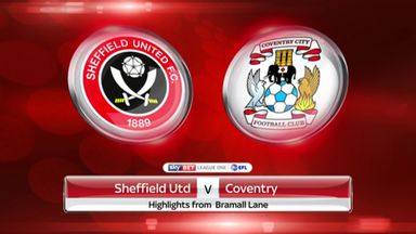 Sheffield Utd 2-0 Coventry City