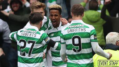 Celtic 2-0 Rangers
