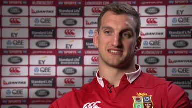 Sam Warburton: Extended Interview
