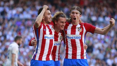 'Atletico deserve CL win'