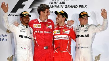 'Ferrari have the upper hand'