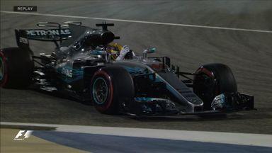 Lewis bemoans dangerous drivers