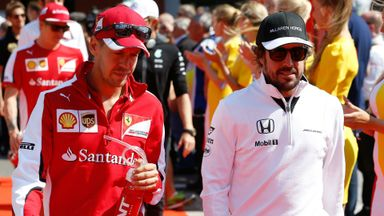 Could Alonso ever return to Ferrari?