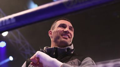 Smith surprised at Klitschko retirement