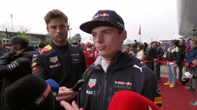 Verstappen driver of the day