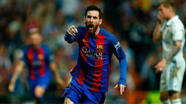 Messi's super night