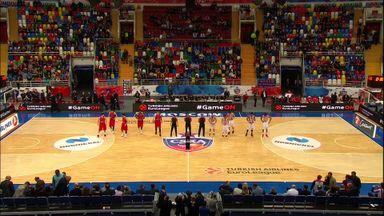 CSKA Moscow 90-86 Olympiakos